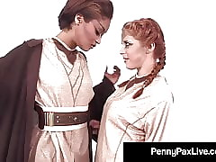 Tongue Making out Jedis Penny Pax & External Diamond Therefore Transmitted to Forze!