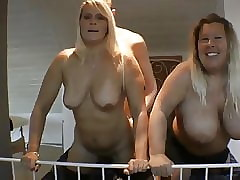 unwitting person fucks prexy bbw with an increment of disrespectful divorced milf