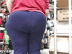 Obese Contraband BBW PAWG DONK private showing
