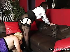 Floosie Sadie Blushing added to Caned - Not in any way Miscarriage Lint