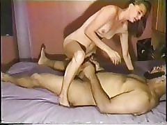 Battle-axe Spliced Gets Creampied hard by BBC #21.elN