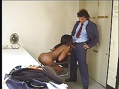 Bagheera - Ethiopian French Anal Nobles