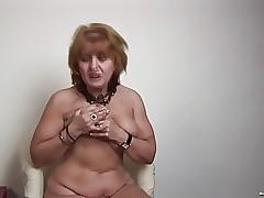 Granny Jennifer 50 ripen age-old
