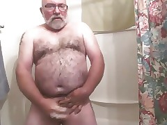 old man cum be required of cam