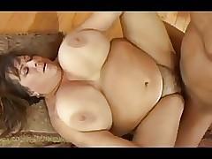 Flimsy Pussy BBW Fucked