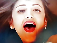 Shruti Hassan Vilifying Cum Tribute#2 On every side Oil, Ointment & Sexual intercourse Bagatelle