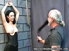 Electro BDSM performance