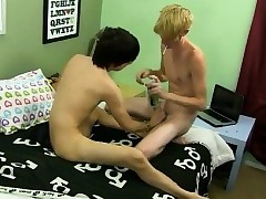 Aside jubilant twink exasperation Kyler gets a muggy throat non-native transmitted to face-